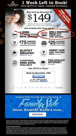 20121211 hilton fallsview email newsletter 252x450