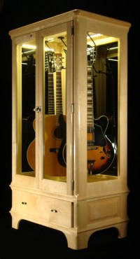 Guitar Humidifier Cabinet Plans - Ftempo Inspiration