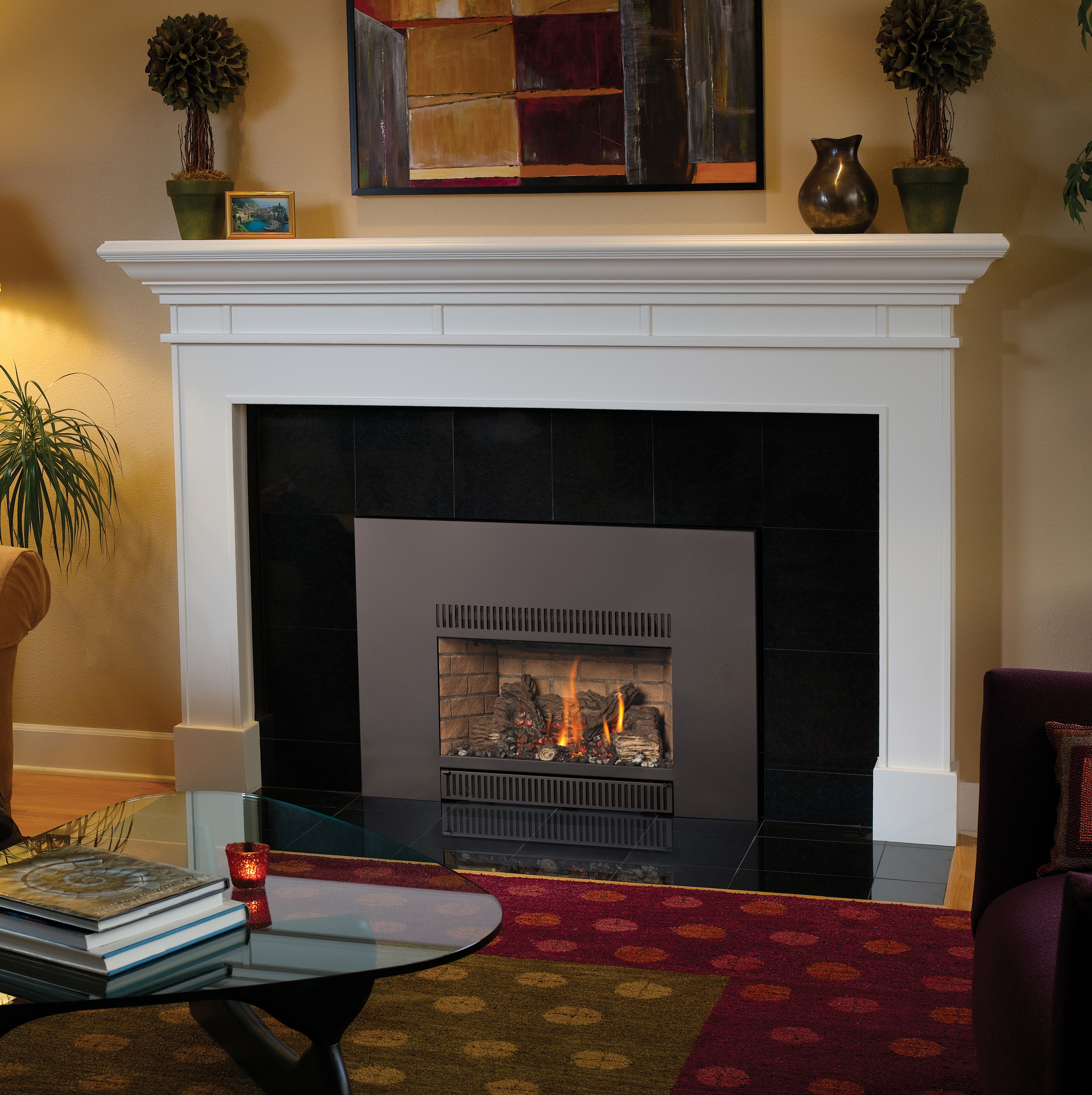 Cost To Convert Wood Fireplace To Gas Convert Wood Fireplace To Gas Insert Home Design Ideas