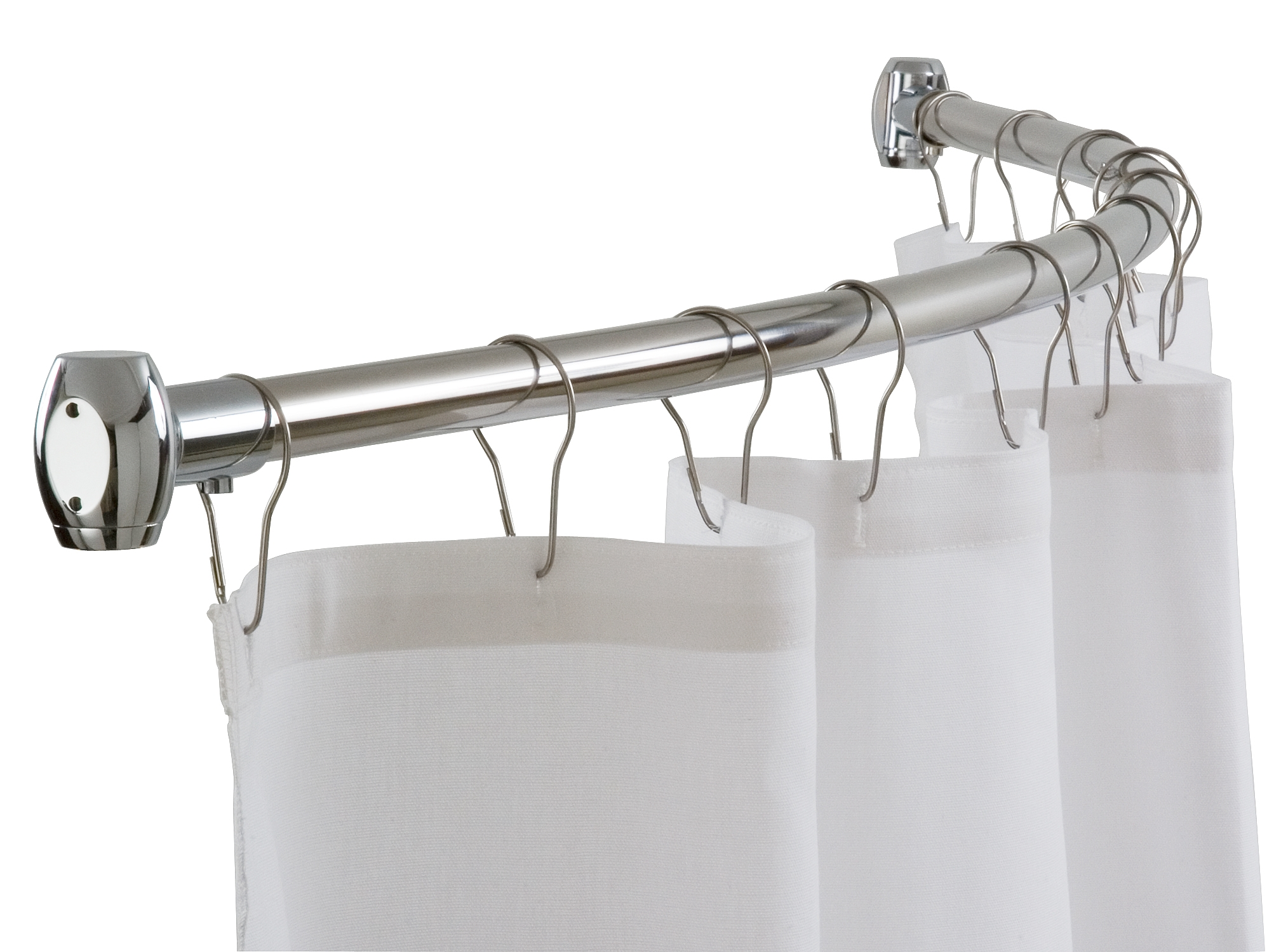 Unique Shower Curtain Rods Bradley 9530 7278 Curved Shower Rod 72