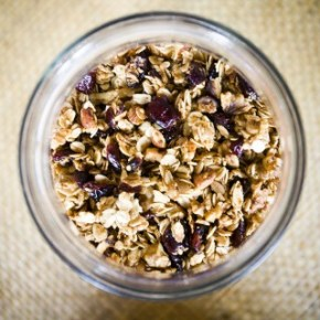 Recipe for Homemade Granola