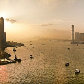 The best city in Asia? Hong Kong, SAR China