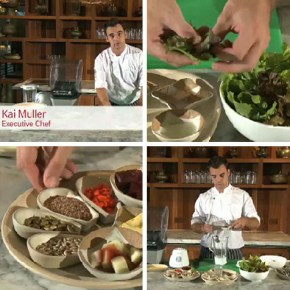 A Video Lesson from Our Favorite Healthy Chef - Kai Mueller of Kamalaya