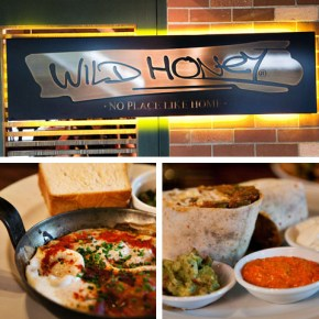 An All Day Lovely Breakfast - Wild Honey Singapore