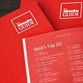 Miele Guide 2011 - The Top 20 Restaurants in Asia are Announced
