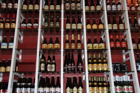 Microbrews at Cheers-In Shanghai