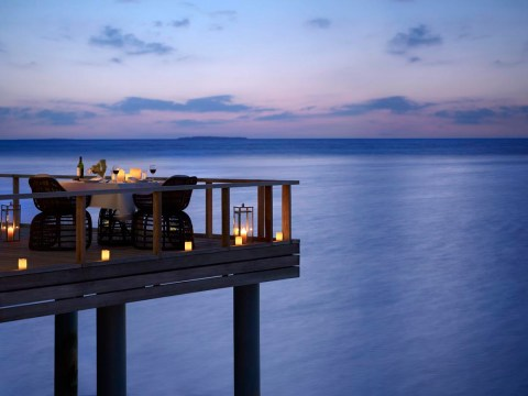 Dusit Maldives Sea Grill Restaurant