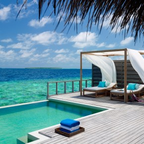 What It's Really Like to Open a Hotel on a Tropical Island? - the New Dusit Maldives