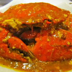 Pulau Ketam - Singaporean Chili Crab and Pepper Crab in Shanghai