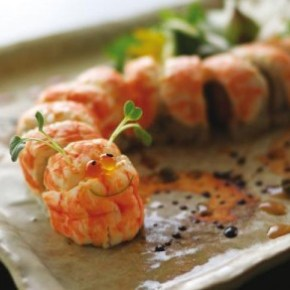 Best Sushi in Bangkok? Isao Sushi - Read about it on Chubby Hubby