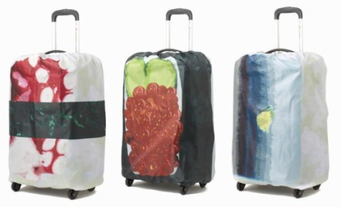 sushi suitcase covers funny