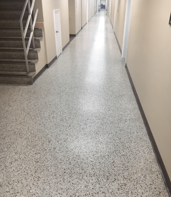 Terrazzo Floor Care Archives Accredited Cleaning Expert - How to care for terrazzo floors