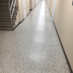 Terrazzo Stripped Clean