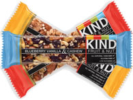 Acctivate software customer: KIND Snacks