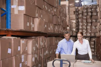 Get organized with warehouse management software integrated with QuickBooks