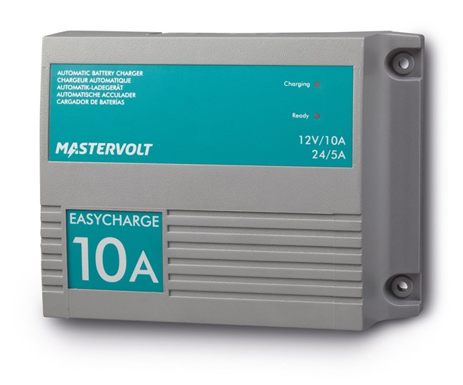 Acculader Auto Mastervolt Acculaders : Acculader Mastervolt Easy Charge 10a