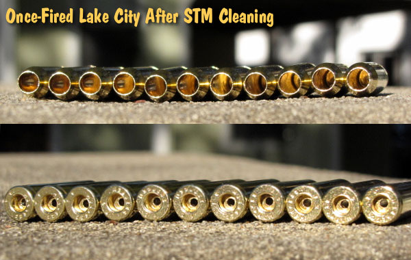Brass Cleaning With Stainless Media Within Accurateshooter.Com
