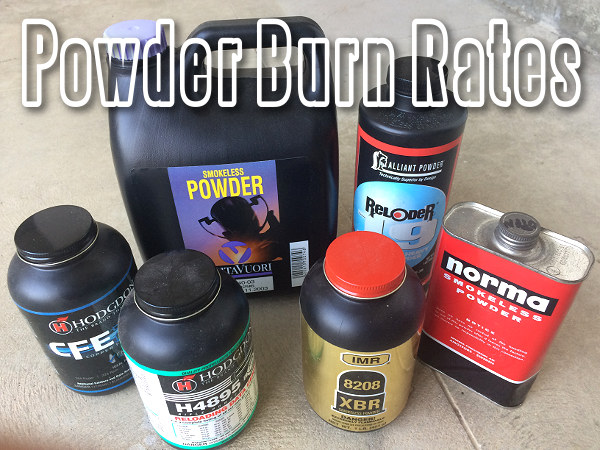 Powder Burn Rate Chart  Gun Powder Burn Rate Chart  Ideas