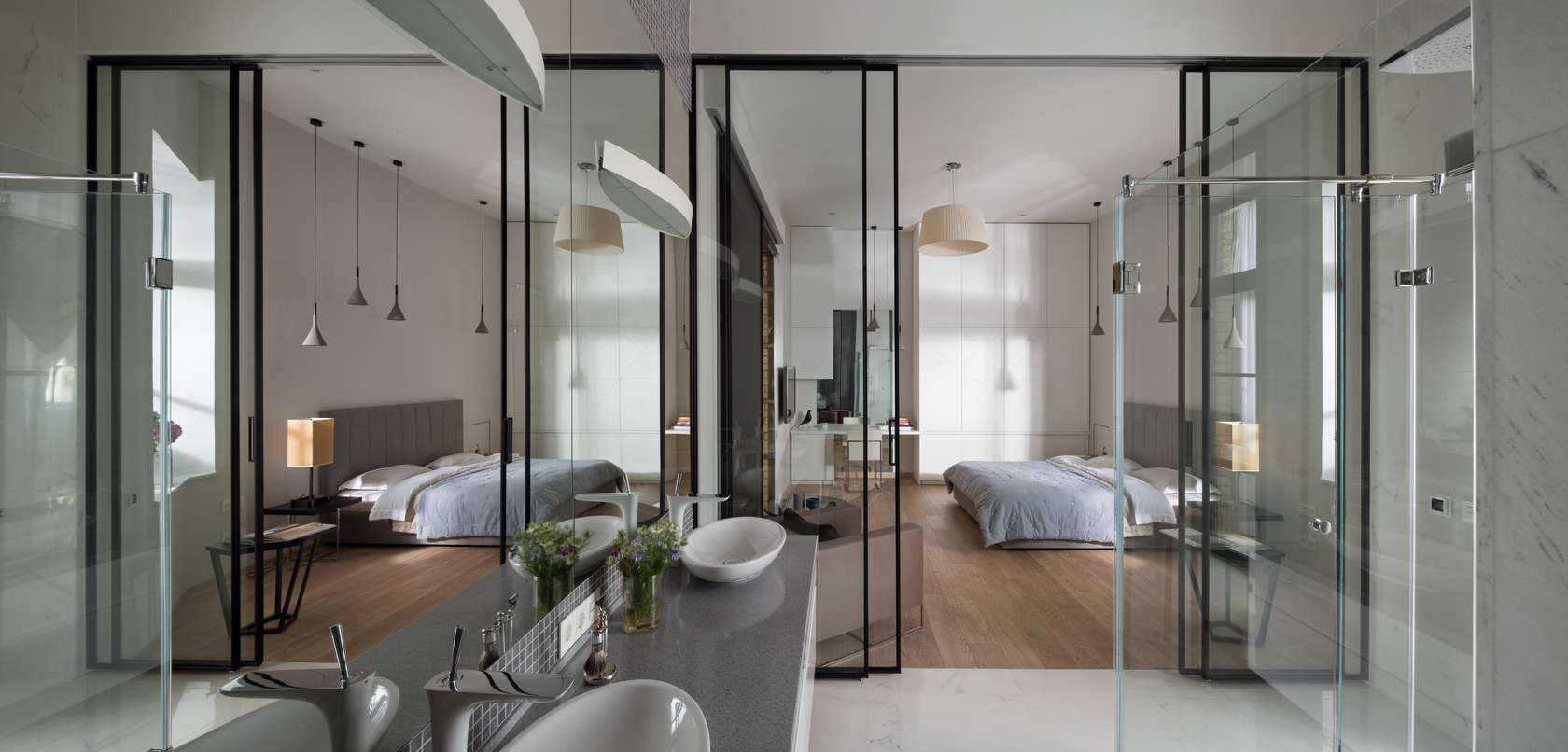 Loft Style Window Mirror Sergey Makhno Architizer