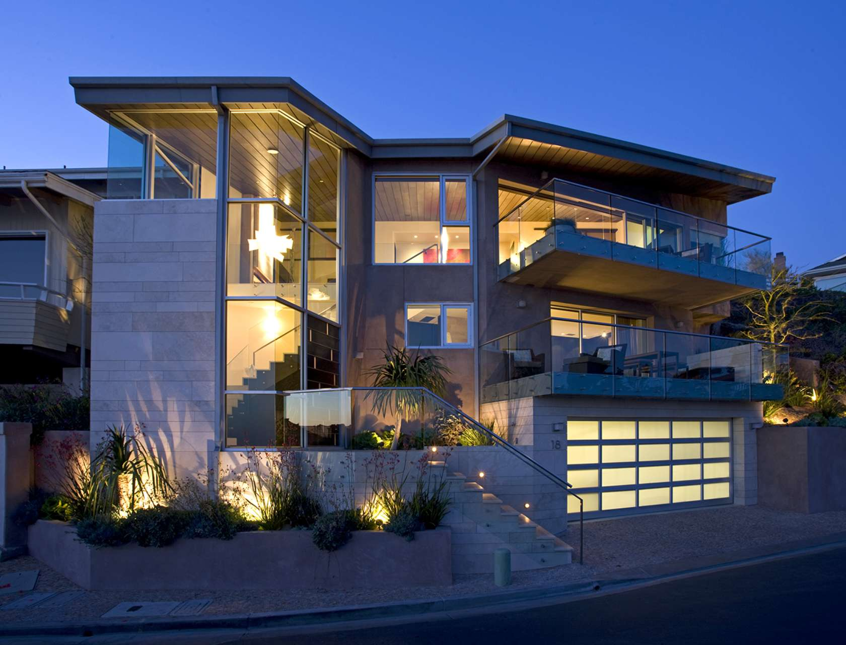 California Modern Architecture Horst Architects Inc Architizer