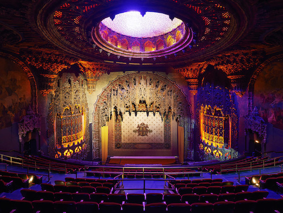 The Theatre at Ace Hotel Ace Hotel Downtown Los Angeles Luxury