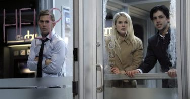 David (Brian Geragthy), Emily's (Alice Eve) and Corey (Josh Peck)