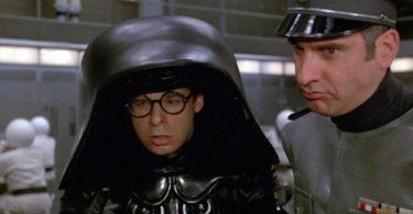 Rick Moranis is Lord Dark Helmet