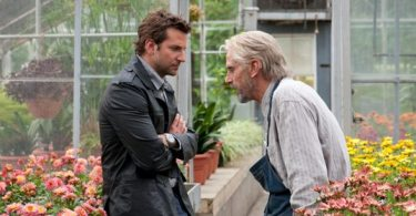 Bradley Cooper as Rory and Jeremy Irons as the Old Man