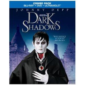 DARK SHADOWS Blu-ray  boxart
