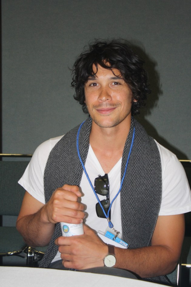 Interview With Bob Morley And Devon Bostick Of The 100