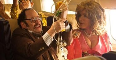 Jason Alexander and Pamela Shaw in LUCKY STIFF