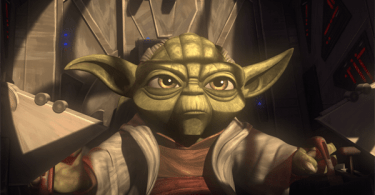 Yoda in The Lost Missions