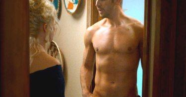 Anna (Maika Monroe)  and David (Maika Monroe) in THE GUEST
