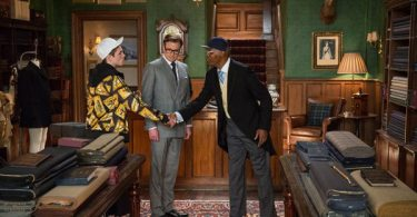 Galahad (Colin Firth) and Eggsy (Taron Egerton) meet Richard Valentine (Samuel L. Jackson), a tech billionaire with devastating plans for the world.