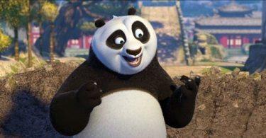 Kung Fu Panda open photo