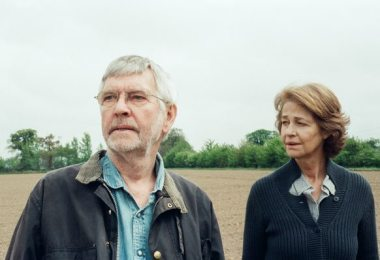 , Tom Courtenay  and Charlotte Rampling in 45 Years