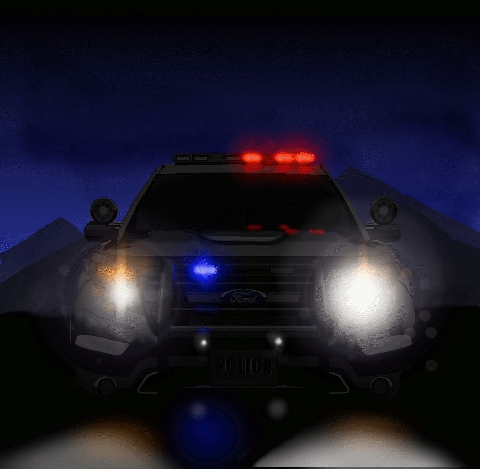 Police Cars On Gifs 90 Animated Images Of Police Vehicles