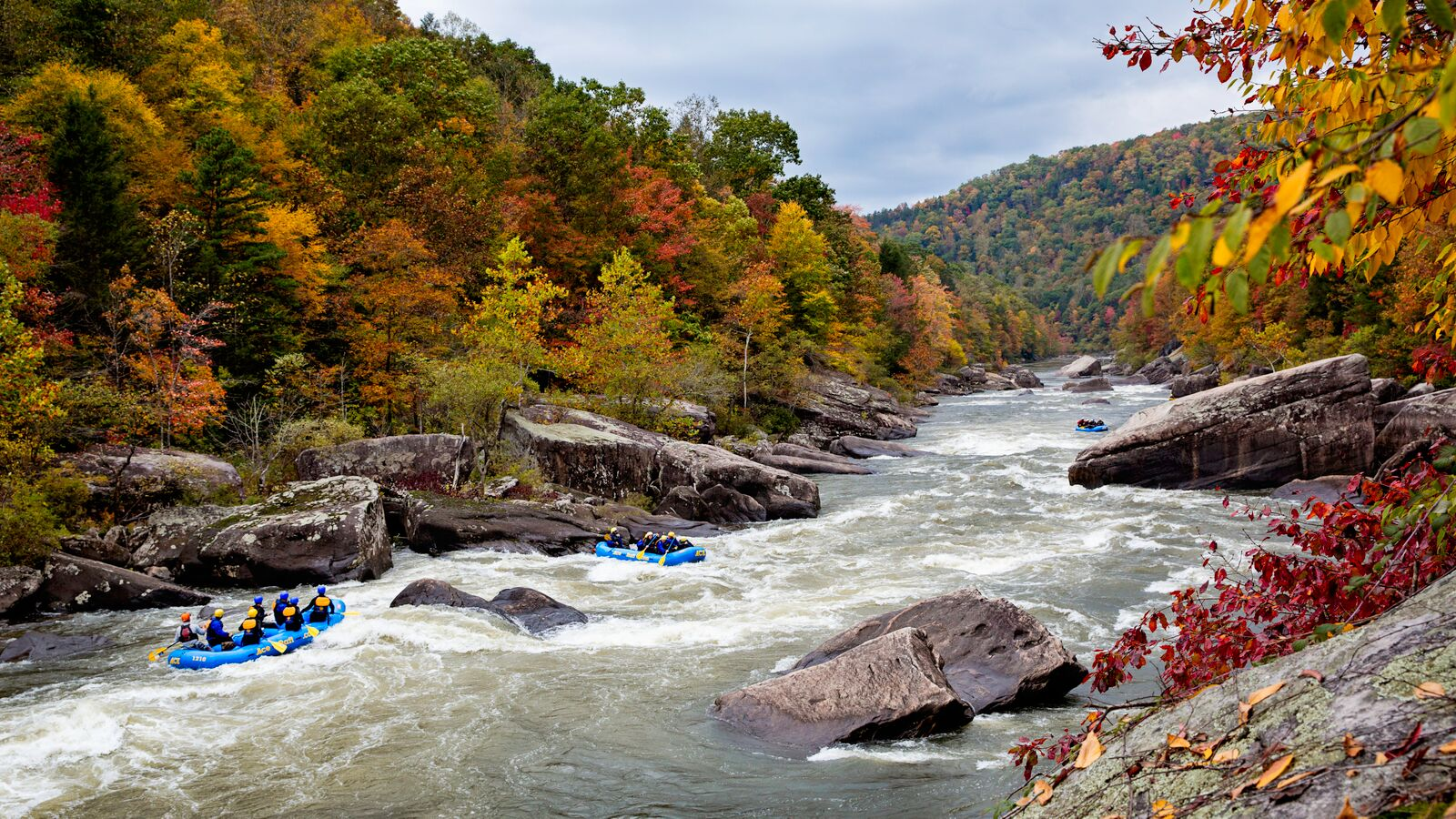 Fresh New Fall Hd Wallpapers Raft The Fall Gauley River Ace Adventure
