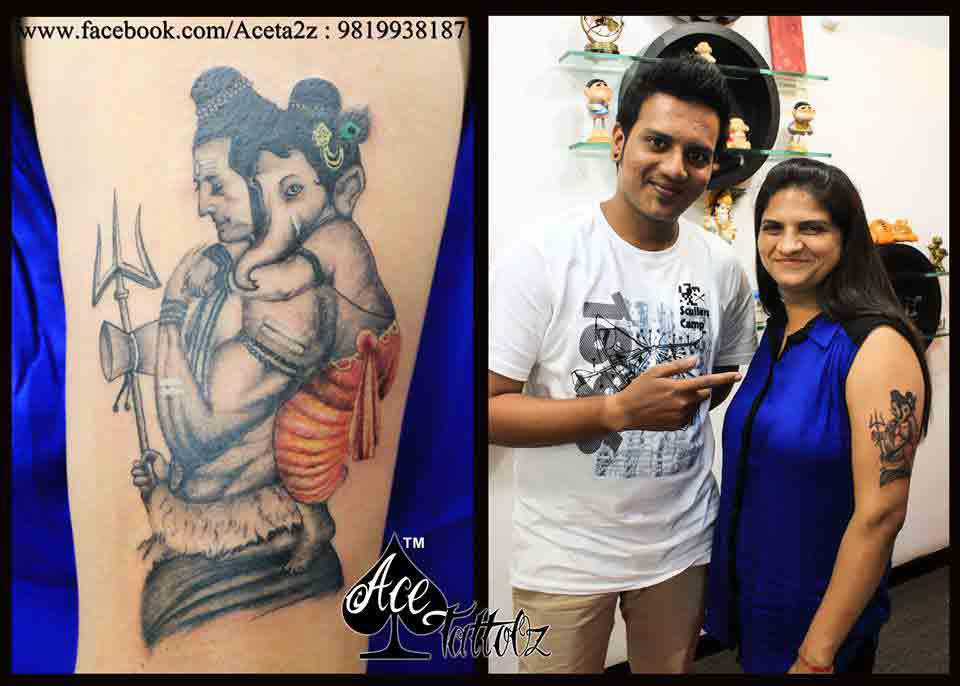 Vaibhav Name Wallpaper 3d Religious And God Tattoos Ace Tattooz Best Tattoo