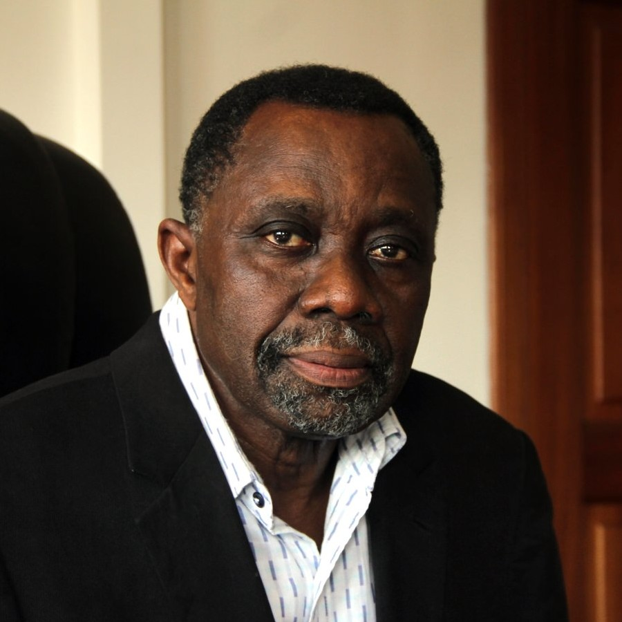 K.Y. Amoako : Founder and President of the African Center for Economic Transformation