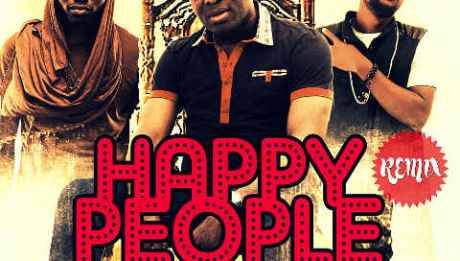 Ayuba ft. Vector &amp; TM9ja - HAPPY PEOPLE Remix [prod. by Oga Jojo] Artwork | AceWorldTeam.com