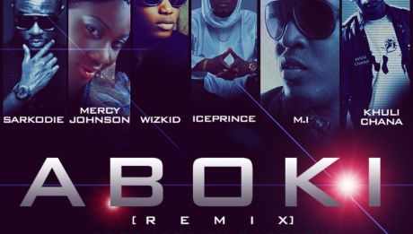 Ice Prince ft. Sarkodie, Mercy Johnson, Wizkid, M.I & Khuli Chana - ABOKI Remix [prod. by Chopstix] Artwork | AceWorldTeam.com