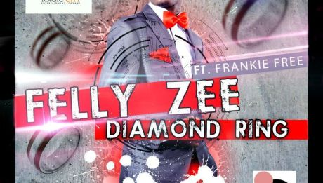 Felly Zee ft. Frankie Free - DIAMOND RING Artwork | AceWorldTeam.com