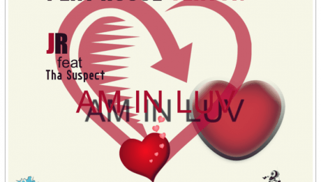 JR ft. Tha Suspect - AM IN LUV Artwork | AceWorldTeam.com