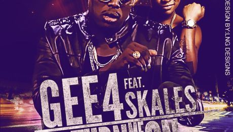 Gee4 ft. Skales - TURN ME ON Artwork | AceWorldTeam.com