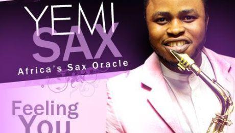 Yemi Sax ft. 9ice - FEELING YOU Artwork | AceWorldTeam.com