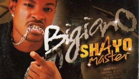 Bigiano - SHAYO MASTER Artwork   AceWorldTeam.com