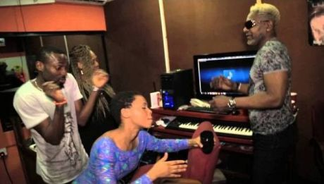 Chidinma ft. Awilo Longomba - KULI KACHE Remix [Studio Session Video] Artwork | AceWorldTeam.com