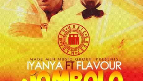 Iyanya ft. Flavour - JOMBOLO Artwork | AceWorldTeam.com