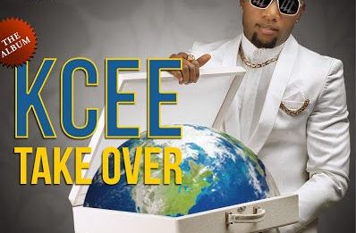 KCee - TAKE OVER Artwork | AceWorldTeam.com